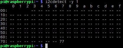 Raspberry Pi 3 Model B - подключаем датчик атмосферного давления BMP180