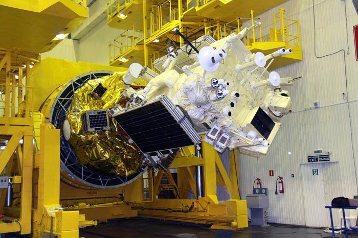 «Ангстрем» разработал микросхемы для метеоспутника