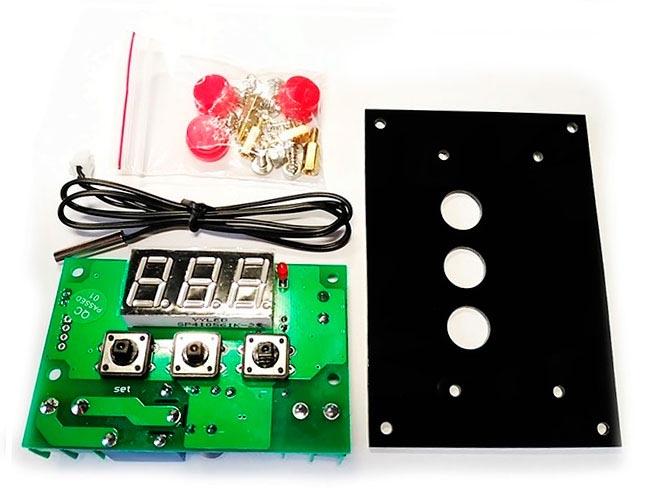 Обзор термостата MP8030R