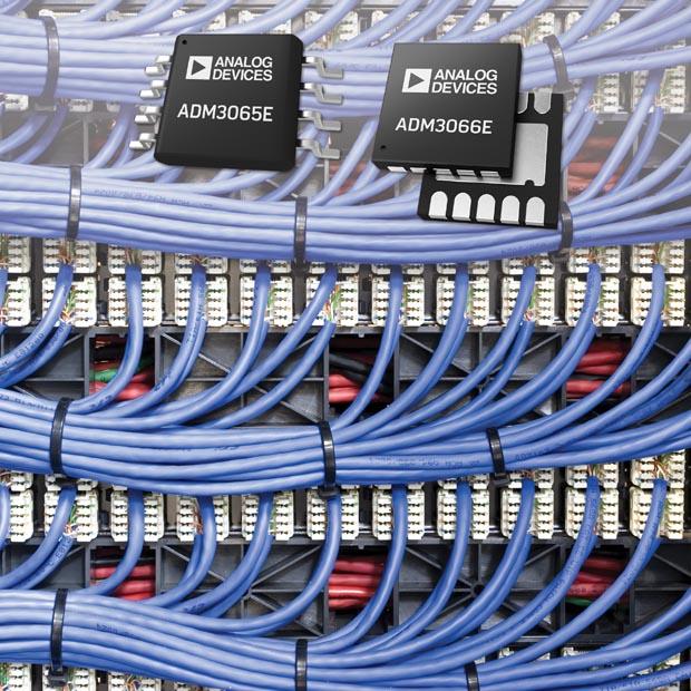 Analog Devices - ADM3065E, ADM3066E