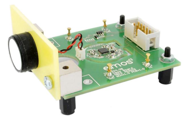 E524.08 Ultrasonic Sensor Board