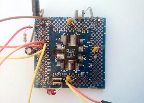 Микроконверторы ADuC84x: удачное сочетание аналоговой периферии с ядром 8052. Часть 2