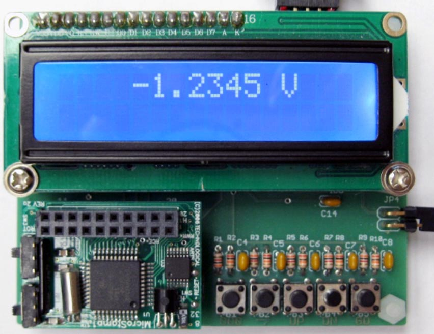 DIY DCV Calibrator & reference has under 70µV error
