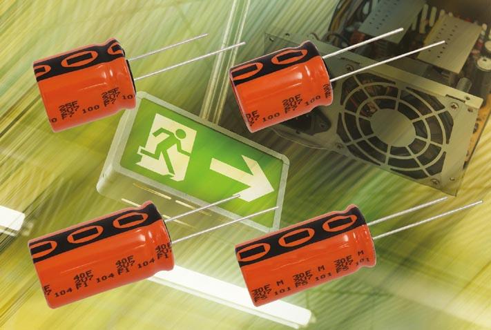 Vishay Intertechnology расширила ассортимент ионисторов серии 220 EDLC ENYCAP