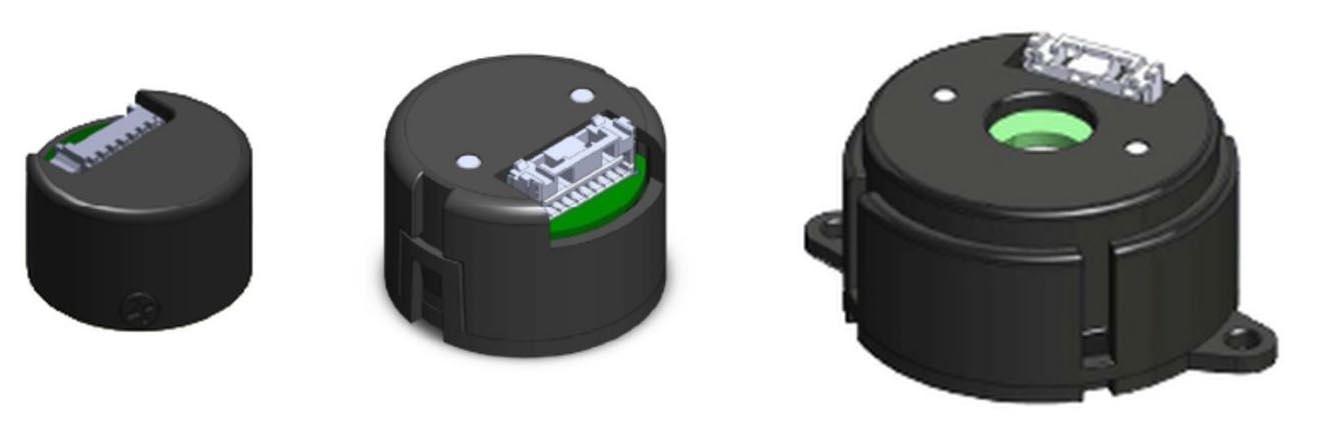 Trinamic выпускает семейство оптических энкодеров, оптимизированных для шаговых двигателей