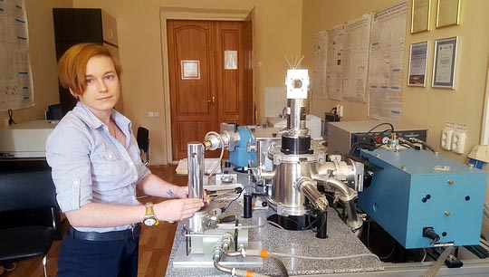 Уральском федеральном университете работают над прорывом всолнечной энергетике