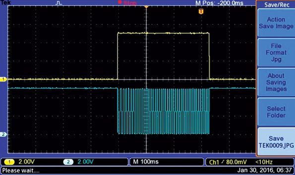 Period-to-RPM Converter Measures Very Low Frequencies