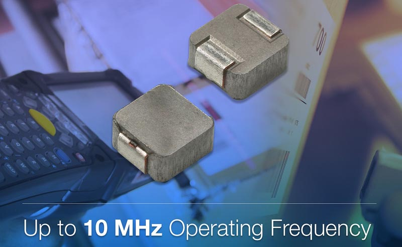 Vishay Intertechnology Launches Industry-First High Frequency IHLP® Inductor Series, Boosting DC/DC Efficiency
