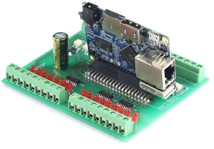 BM8035 - строим Умный дом из комплекта модулей. Описание и основные возможности