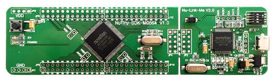 The NT-M0564V Development Board