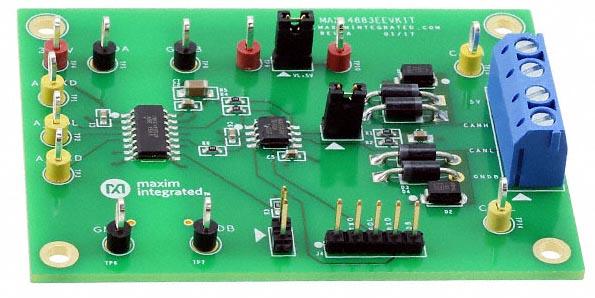 MAX14883E Evaluation Kit