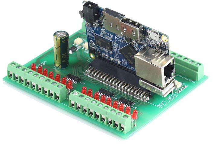 BM8035 - строим Умный дом из комплекта модулей. Подключение и управление