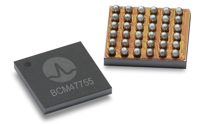 Broadcom выпускает первый в мире двухчастотный потребительский приемник ГНСС сантиметровой точности