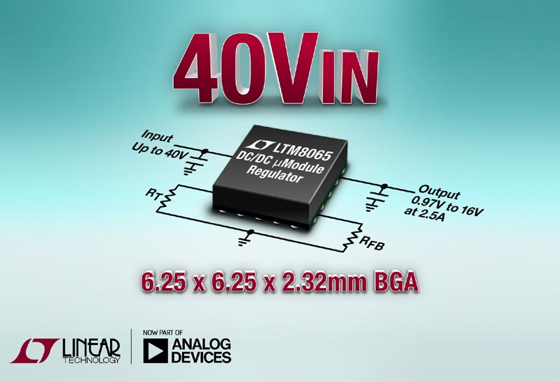 Analog Devices - LTM8065