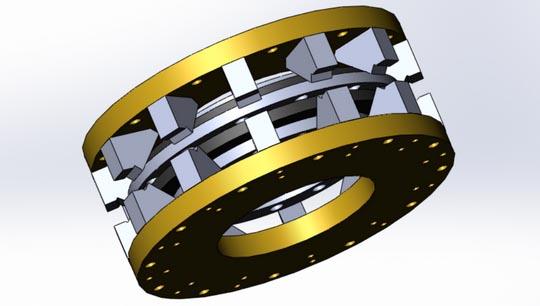Совершитли кольцевой супермаховик революцию вэнергетике