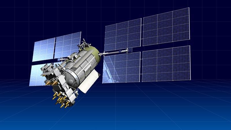 Группировка спутников ГЛОНАСС достигла глобального навигационного покрытия