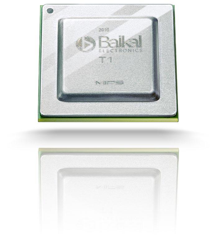 Успешные испытания интегральной микросхемы процессора Baikal-Т1 открывают возможности её промышленного применения