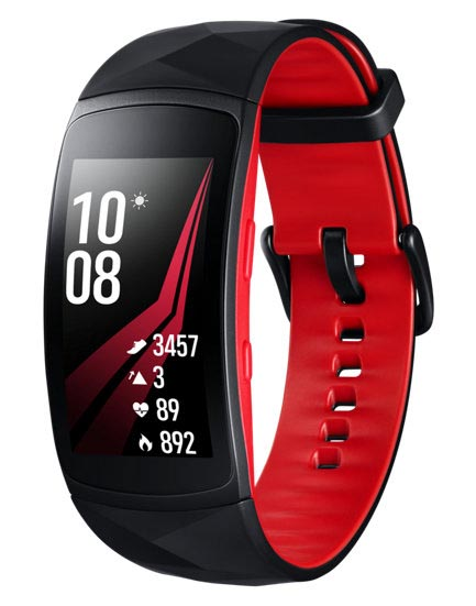 The Sports Band Samsung Gear Fit 2 Pro