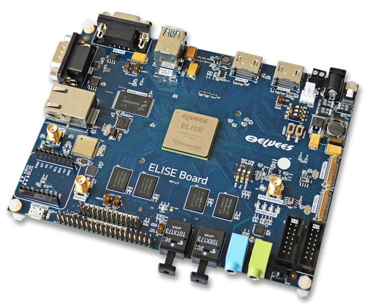 Процессор ELISE занял первое место в конкурсе «Золотой чип-2017»