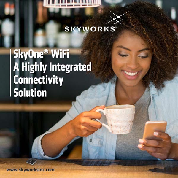 Skyworks Unveils New Category of Wi-Fi Solutions