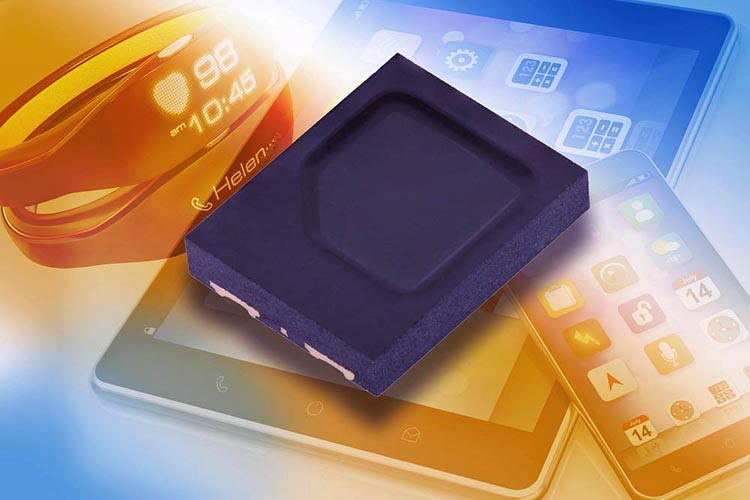 Быстродействующие p-i-n-фотодиоды Vishay Intertechnology обеспечат надежное обнаружение сигналов в носимых устройствах