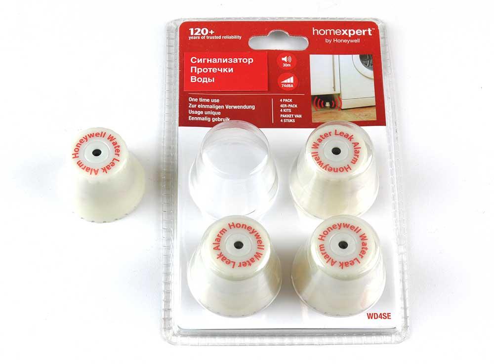 Сигнализатор протечки воды Honeywell WD4SE (FB0102)
