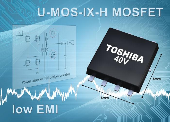 Toshiba - TPH1R204PB
