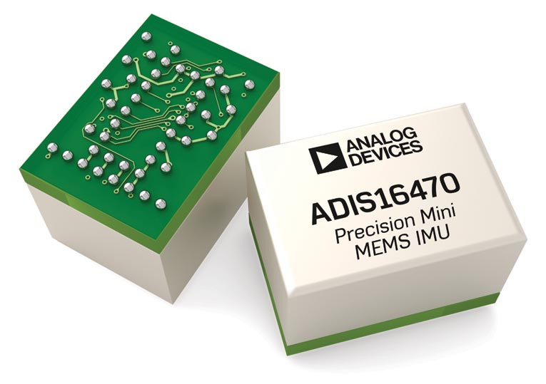 Analog Devices - ADIS16470, ADIS16475, ADIS16477, ADIS16465, ADIS16467