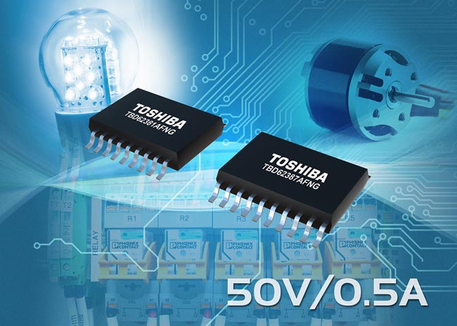 Toshiba Expands Line-up of New-generation Transistor Arrays