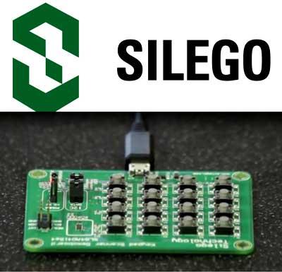 Делаем клавиатуру с минимальным потреблением на базе микросхемы GreenPAK с программируемым автоматом состояний от Silego