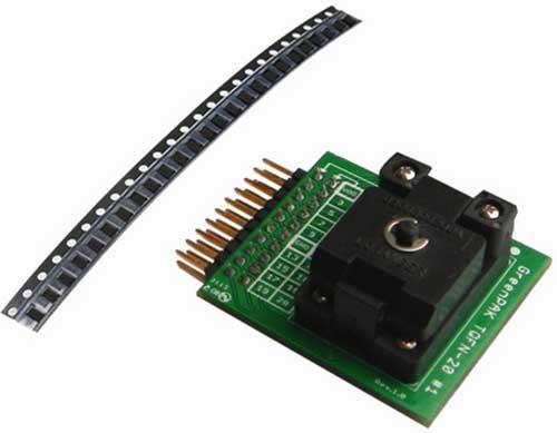 Отладочный набор SLG46537V-SKT для SLG46537V
