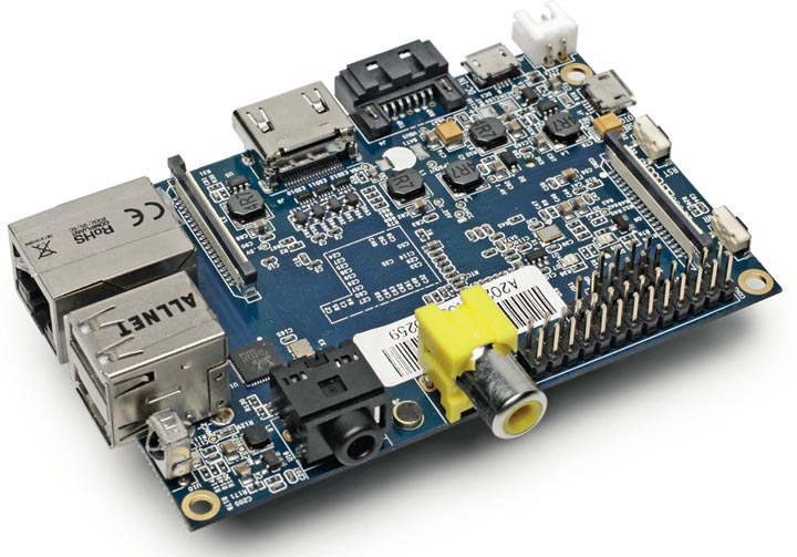 10 Best Raspberry Pi and Pi 2 Alternatives. Part 2