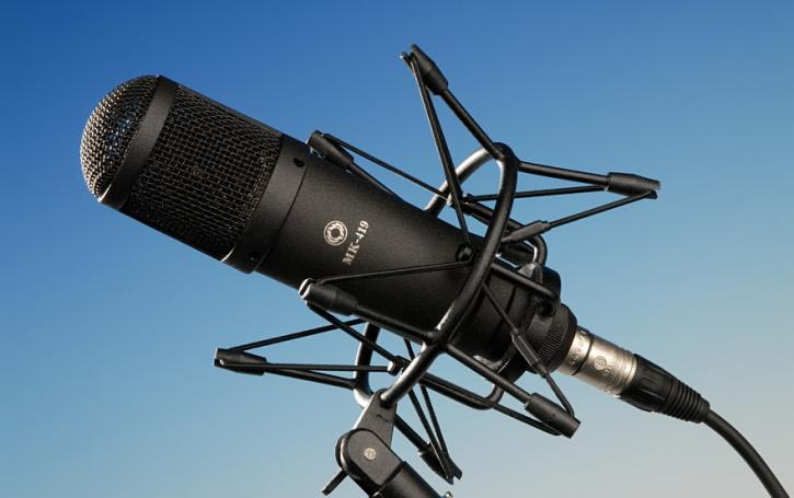Отечественная марка микрофонов Октава возвращается
