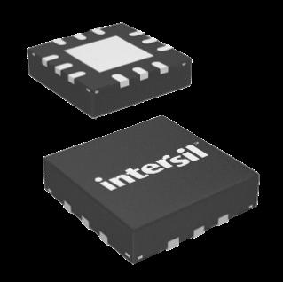 Package Intersil L12.4x4