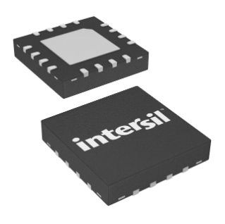 Package Intersil L16.5x5