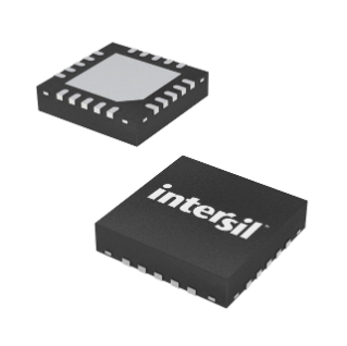 Package Intersil L20.5x5
