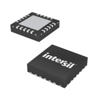 Package Intersil L20.6x6