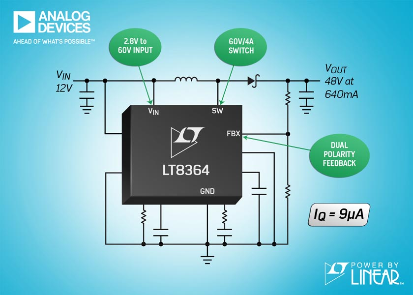 Analog Devices - LT8364