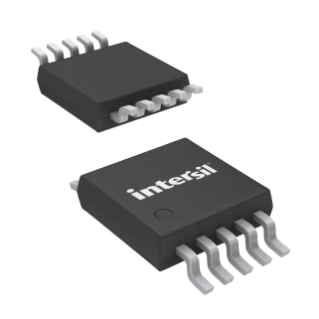 Package Intersil MSOP