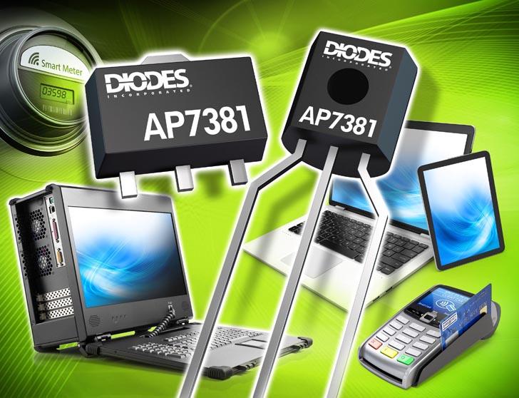 Diodes - AP7381