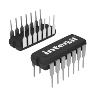 Datasheet Intersil CD4070BKMSR