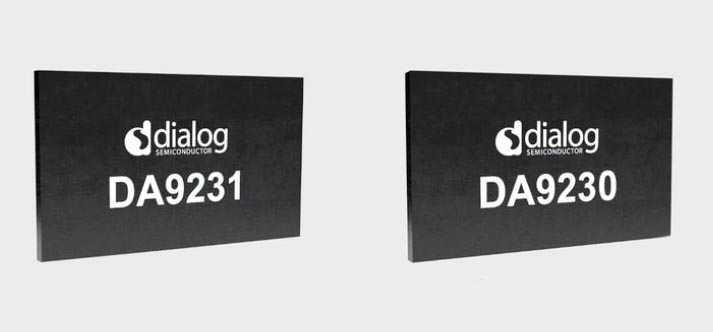 Dialog Semiconductor - DA9230, DA9231