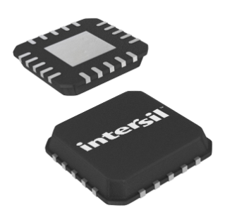 Package Intersil L20.4x4A