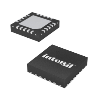 Package Intersil L20.4x4E