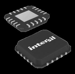 Package Intersil L20.4x4F