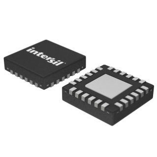 Package Intersil L24.4x4F