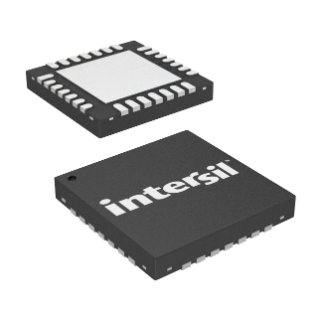 Package Intersil L28.4x4B