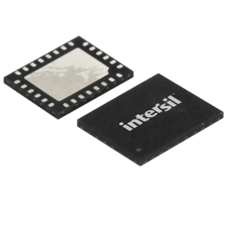 Package Intersil X2QFN