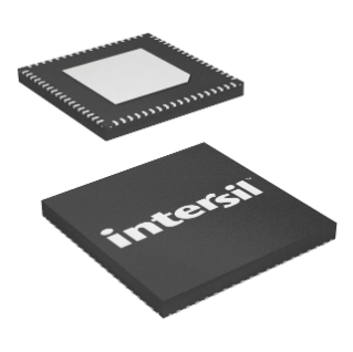 Package Intersil L72.10x10B
