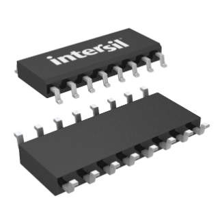 Datasheet Intersil HIP4082IBZ